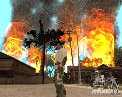 Tornade pour GTA San Andreas cinquième écran