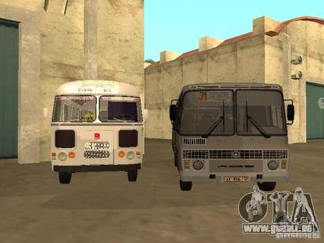 Groove-4234 für GTA San Andreas linke Ansicht