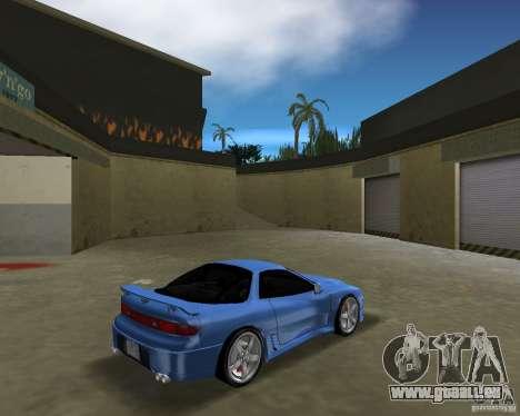 Mitsubishi 3000 GT 1993 pour une vue GTA Vice City de la droite