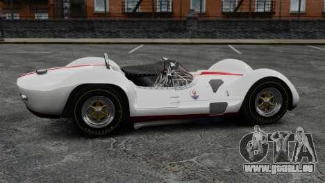 Maserati Tipo 60 Birdcage für GTA 4 linke Ansicht