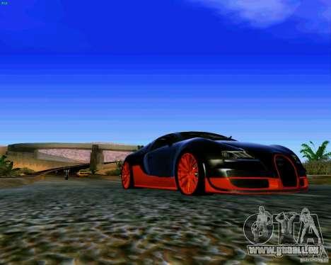 ENBSeries by S.T.A.L.K.E.R pour GTA San Andreas quatrième écran