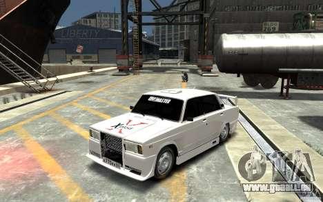 ВАЗ 21074 pour GTA 4