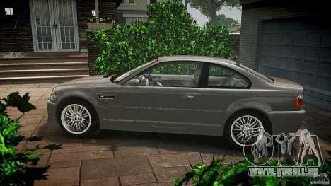 BMW M3 e46 v1.1 für GTA 4 linke Ansicht
