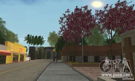 Green Piece v1.0 für GTA San Andreas fünften Screenshot