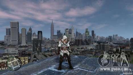 Assassins Creed II Ezio für GTA 4