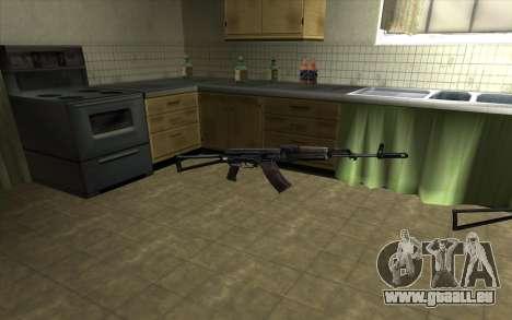 AKS-74 pour GTA San Andreas
