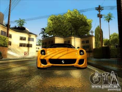 Sun Graphic Edition by KyIIuDoN pour GTA San Andreas deuxième écran