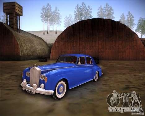 Rolls Royce Silver Cloud III für GTA San Andreas