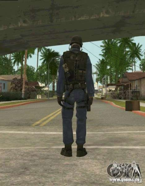 Counter-terrorist für GTA San Andreas dritten Screenshot