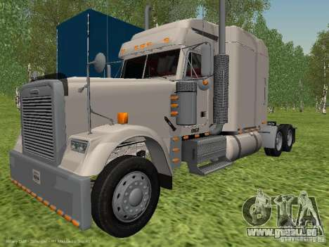 Freightliner FLD120 Classic XL Midride pour GTA San Andreas
