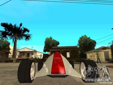 Nike One pour GTA San Andreas vue de droite