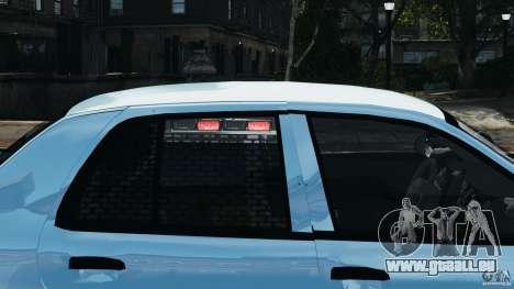 Ford Crown Victoria Police Unit [ELS] für GTA 4-Motor