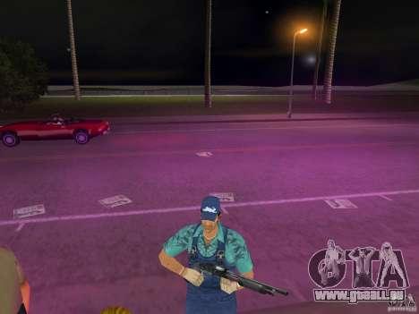 Armes de Pak intérieur GTA Vice City pour la troisième écran