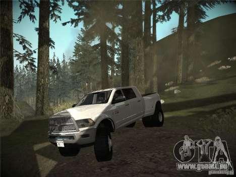 Dodge Ram 3500 4X4 für GTA San Andreas