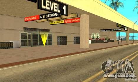 Flüge in Liberty City für GTA San Andreas siebten Screenshot