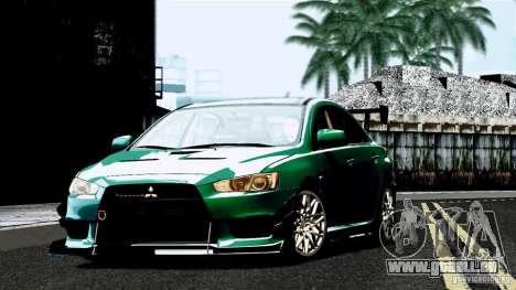 ENB By Wondo für GTA San Andreas dritten Screenshot