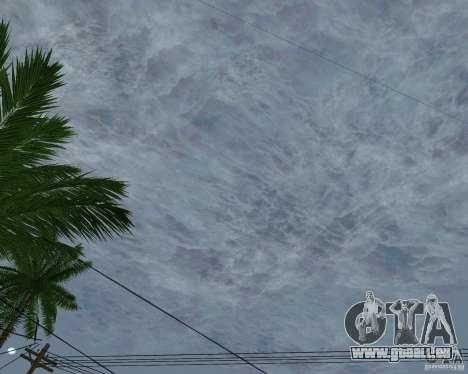 Nouveaux nuages pour GTA San Andreas sixième écran