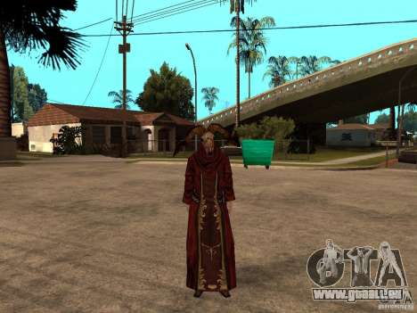 Aktualisierte Pak-Zeichen aus Resident Evil 4 für GTA San Andreas elften Screenshot