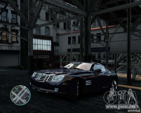 2007 Chrysler Crossfire für GTA 4
