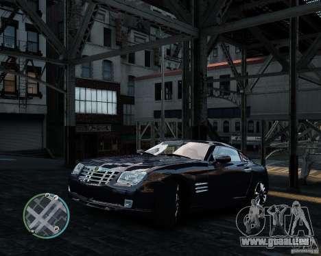 2007 Chrysler Crossfire pour GTA 4