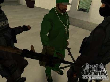 Aide Swat pour GTA San Andreas septième écran