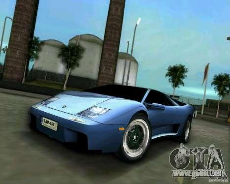 Lamborghini Diablo für GTA Vice City