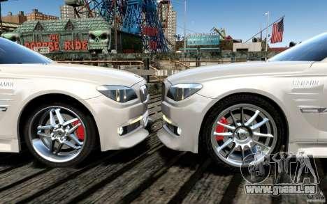 Écrans de menu et démarrage BMW HAMANN dans GTA  pour GTA San Andreas dixième écran