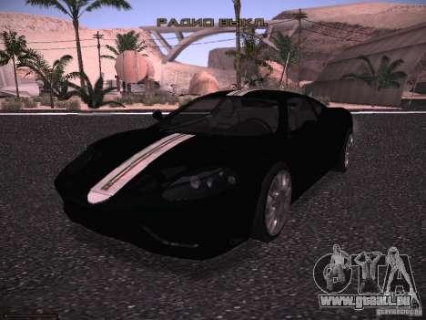 Ferrari 360 Modena pour GTA San Andreas vue de côté