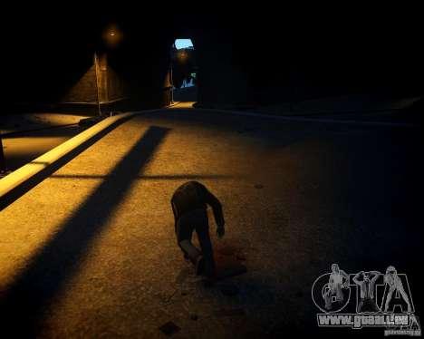 Collision Mod pour GTA 4 cinquième écran