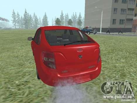 VAZ 2192 für GTA San Andreas rechten Ansicht