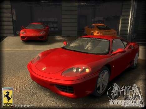 Ferrari 360 modena für GTA 4