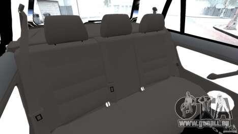 Volkswagen Golf Sportline 2011 für GTA 4 Seitenansicht