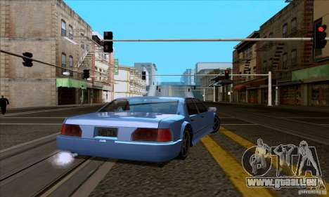 ENB Series v1.4 Realistic for sa-mp für GTA San Andreas siebten Screenshot