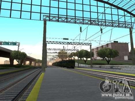 Kontakt Netzwerk für GTA San Andreas siebten Screenshot