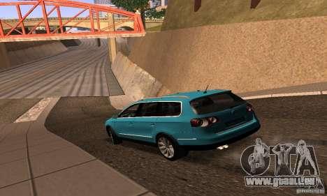 Grove Street v1.0 für GTA San Andreas achten Screenshot