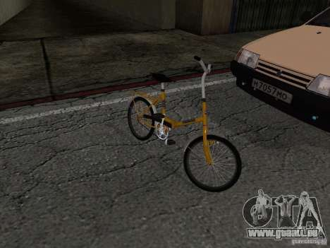 Romet Wigry 3 pour GTA San Andreas