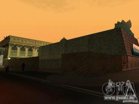 Andreas's Cafe für GTA San Andreas dritten Screenshot