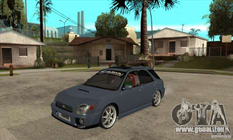 Subaru Impreza Universal für GTA San Andreas