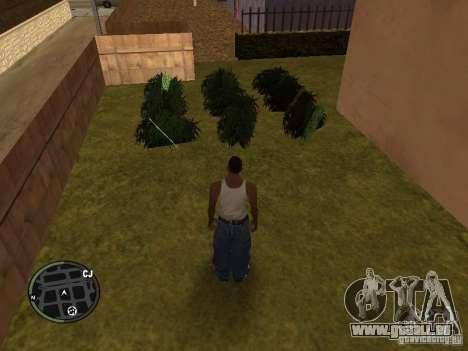 La marijuana v2 pour GTA San Andreas sixième écran