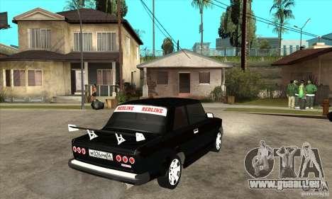 Coupé de 2 portes VAZ 2101 pour GTA San Andreas vue de droite