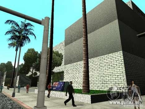 Tous les Saints hôpital pour GTA San Andreas sixième écran