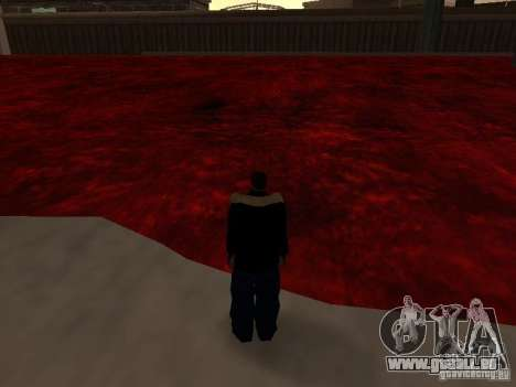 Lava für GTA San Andreas her Screenshot