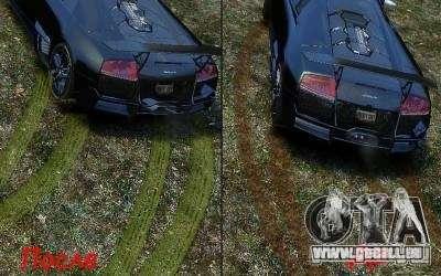 Beats et nouvelles textures pour GTA 4 troisième écran