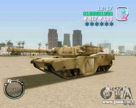 M 1 A2 Abrams pour GTA Vice City