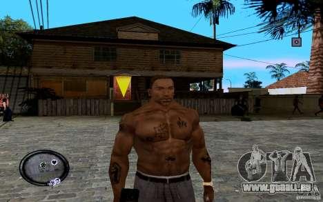 Neue CJ für GTA San Andreas