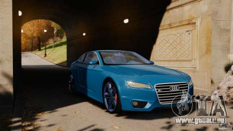 Audi S5 Conceptcar pour GTA 4