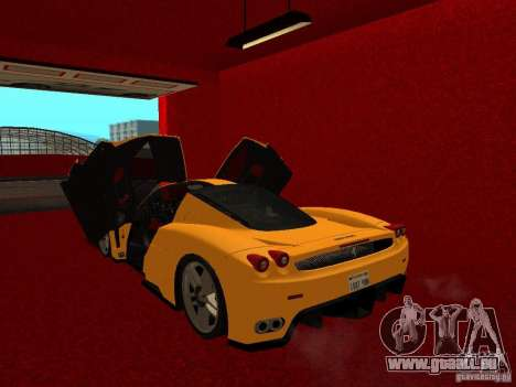 Neue Ferrari-Showroom in San Fierro für GTA San Andreas zwölften Screenshot