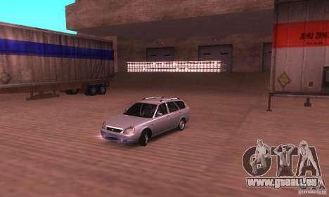 VAZ-2171 v2.0 pour GTA San Andreas
