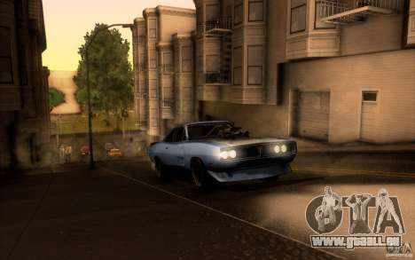 Dodge Charger RT pour GTA San Andreas