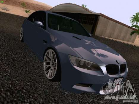 BMW M3 E90 Sedan 2009 pour GTA San Andreas